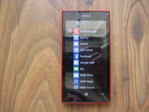Nokia Lumia 520 Red Bez Simlock Bdb Stan Real Foto 8336238874 Sklep Internetowy Agd Rtv Telefony Laptopy Allegro Pl