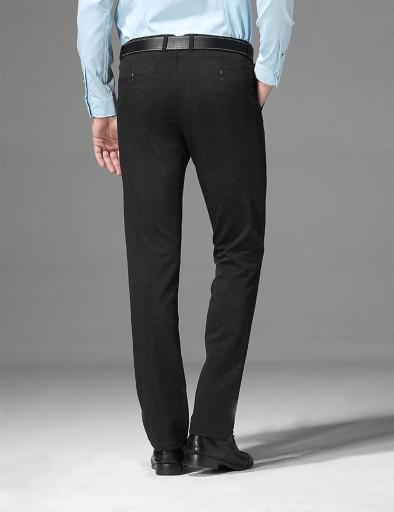 Eleganckie Spodnie Męskie Wizytowe S907 108 cm/32 8875475757 Odzież Męska Spodnie IG KBFHIG-7