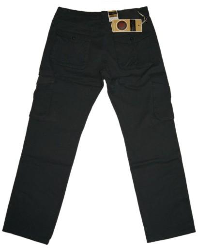BOJÓWKI SZARE STRECZ DUŻE 4XL p.110-114 cm K&L 9022862488 Odzież Męska Spodnie SU BHILSU-8