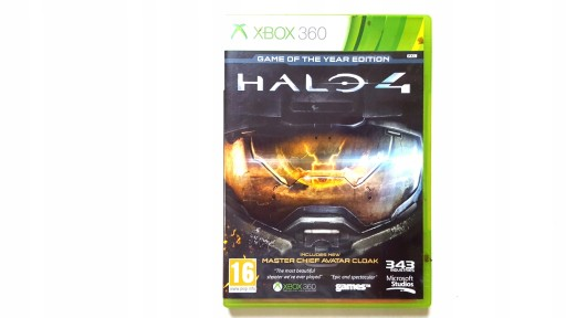 Halo 4 Game Of The Year Edition Xbox360 4156 Stan Uzywany 8505216153 Allegro Pl