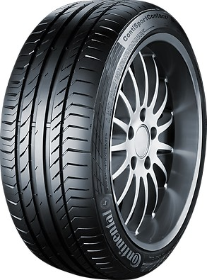 Opony Continental ContiSportContact 5 245/40 R17