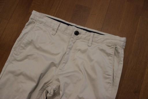 ZARA chinosy beżowe spodnie 40 nowe 10777888723 Odzież Męska Spodnie SE UYNGSE-7