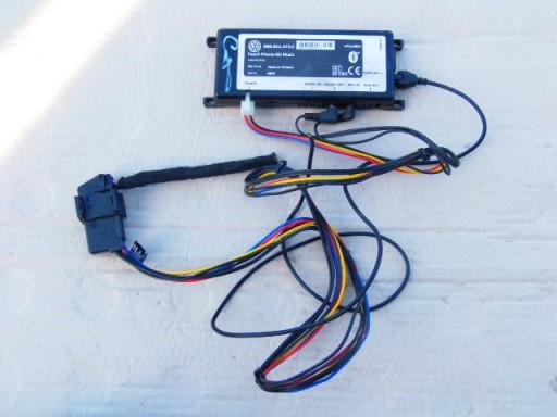 THE BLOCK TELEPHONE TOUCH-KIT VW SHARAN MK2 000051473C