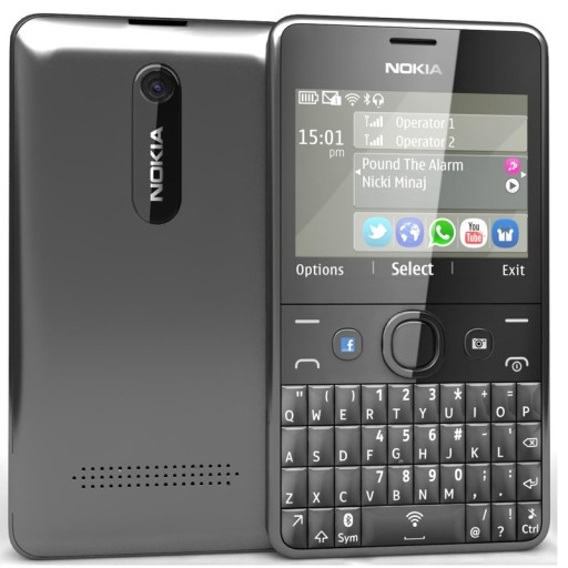 Nokia Asha 210 7885974207 Sklep Internetowy Agd Rtv Telefony Laptopy Allegro Pl