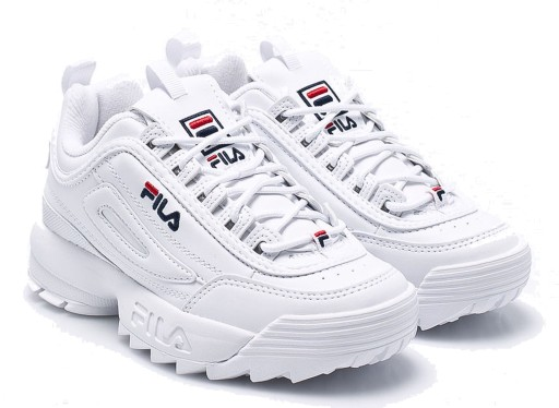 Fila Disruptor Low WMN 1010302.1FG # 41
