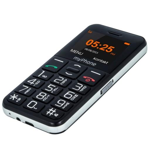Myphone Halo Easy Telefon Dla Seniora Radio Sos 6544071736 Sklep Internetowy Agd Rtv Telefony Laptopy Allegro Pl