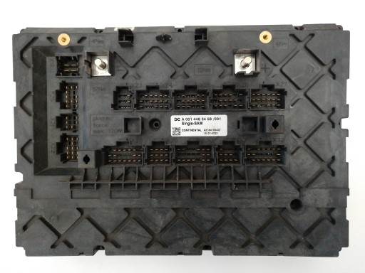 Single-CAR CONTROLLER THE BLOCK ACTROS MP4 0014463458