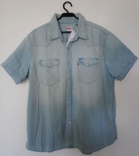 Levi Strauss & Co koszula XL USA