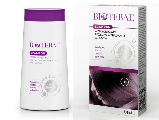 biotebal szampon przeciw wypadaniu
