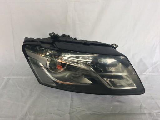 AUDI Q5 Q 5 08 12 XENON lampa przednia prawa #W WA