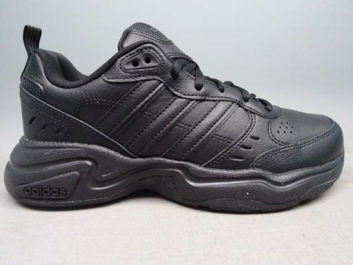 Czarne Buty M?skie Sportowe Adidas rozmiar 41