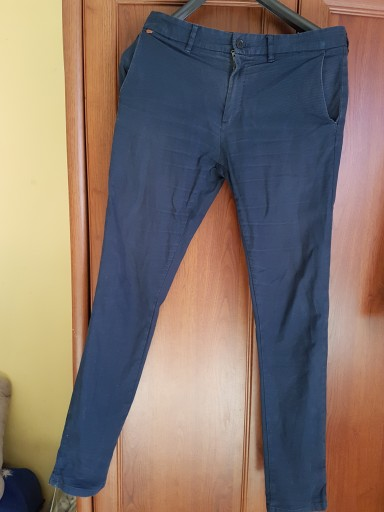 ZARA MANMEN MEX31 10750079645 Odzież Męska Spodnie UD LMPOUD-3