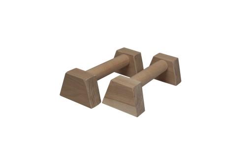 Mini Paraletki Drewniane Porecze Do Pompek Bukowe 8696719851 Allegro Pl