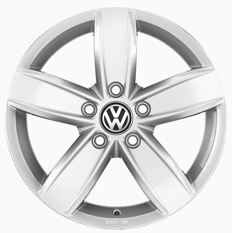 FELGI VW T-ROC GOLF PASSAT 16'' 2GA CORVARA FV