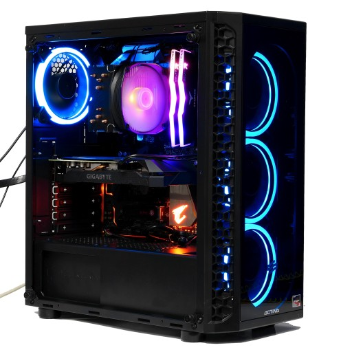 PC EXPERT Ryzen 5 3600 16GB 3200MHz SSD256M.2