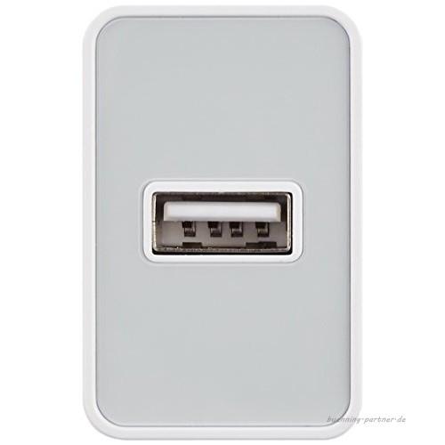 SZYBKA ŁADOWARKA SIECIOWA ADAPTER USB (2.4 AMP) 8404231040