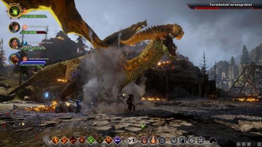 Ps4 Dragon Age Inkwizycja Nowa Folia Pl Nap Stan Nowy 9165281620 Allegro Pl