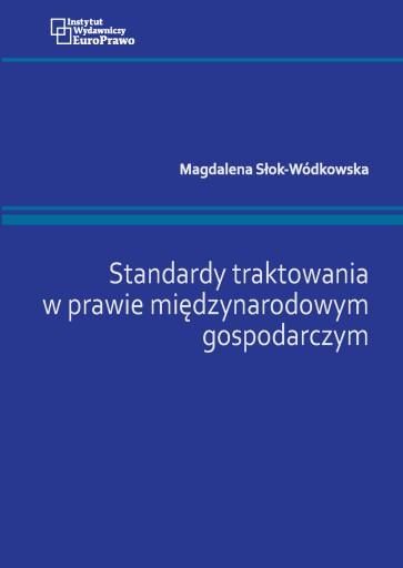 Standardy traktowania w prawie międzynarodowym