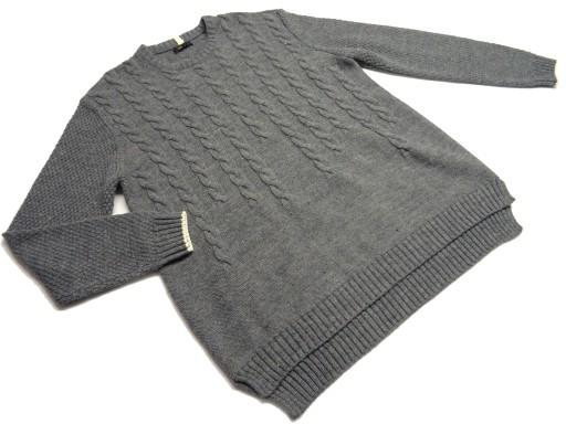 Sweter męski RIVER ISLAND XXL