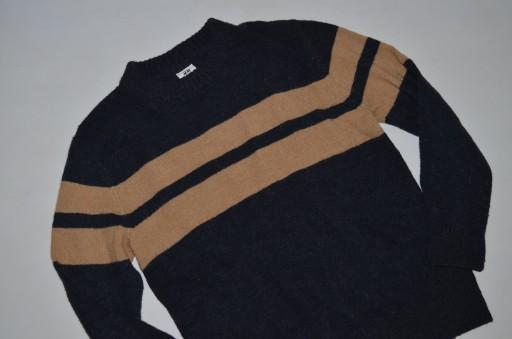 H&M r.L LEKKI CIEPŁY SWETER ACRYL + ALPACA 10090264096 Odzież Męska Swetry CE JEEPCE-7