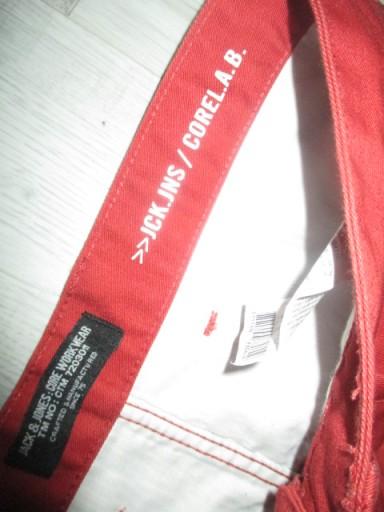 SPODNIE JACK & JONES ANTI FIT. J. NOWE 10495815902 Odzież Męska Spodnie EH BNMJEH-8