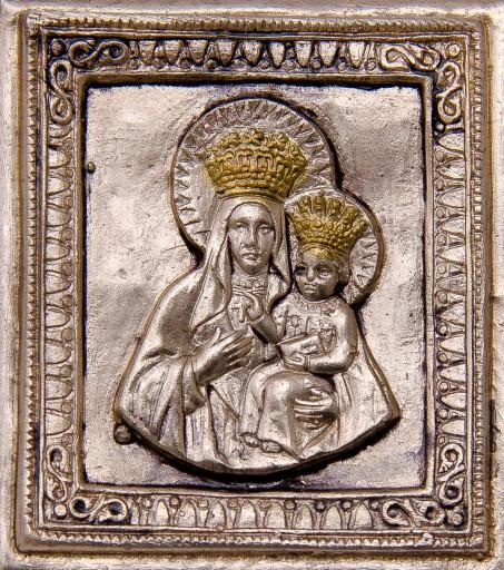 Ikona Matki Bożej Częstochowskiej nr 20