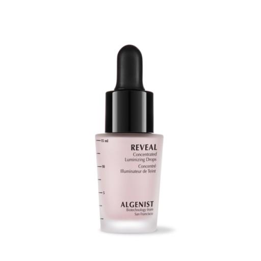 Algenist Reveal Luminizig Drops Rozświetlacz Pink 7827398604