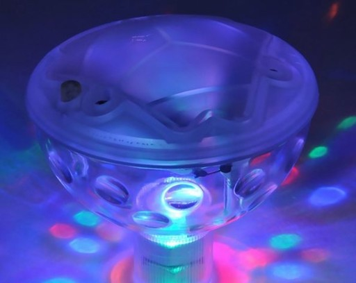 Lampa basenowa Light Show