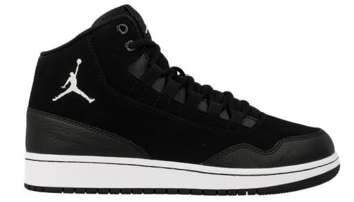 na stopach o brak podatku od sprzedaży niska cena JORDAN NIKE buty damskie EXECUTIVE_air_czarne