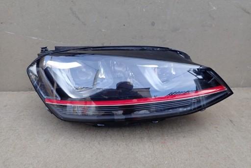 FAR DESNA BI XENON VW GOLF VII GTI 5G1941034A