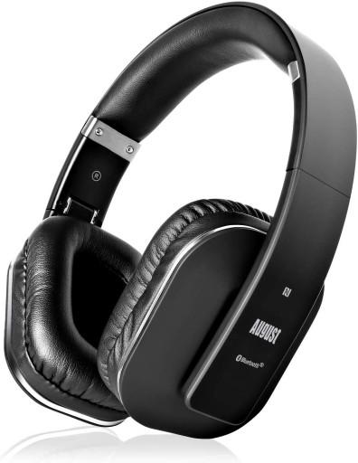 August EP650B Słuchawki Bluetooth aptX Low Latency