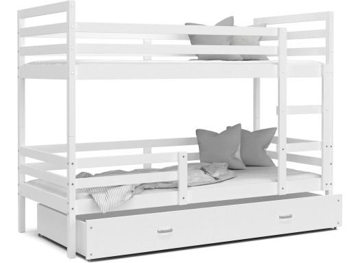 łóżko Piętrowe Dla Dzieci Jacek Kolory Materace