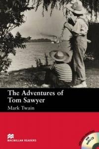 The Adventures of Tom Sawyer Macmillan Readers CD
