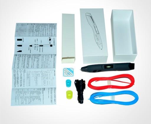 Długopis 3d Sunlu SL300A drukarka pen ZESTAW 50°C