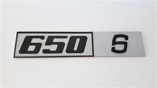 EMBLEMA ZENKLIUKAS UZRASAS 650 S do Fiata 126p