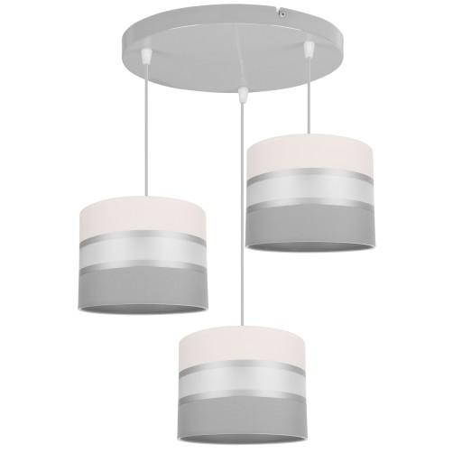 lampy wiszące sufitowe z abażurem