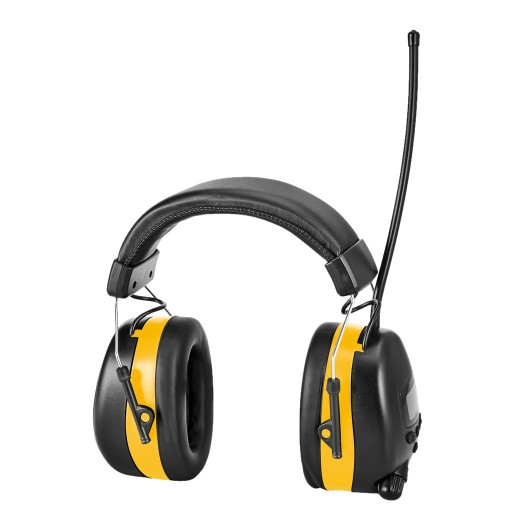 Nauszniki Ochronne Z Radiem Fm I Bluetooth 9010236739 Allegro Pl