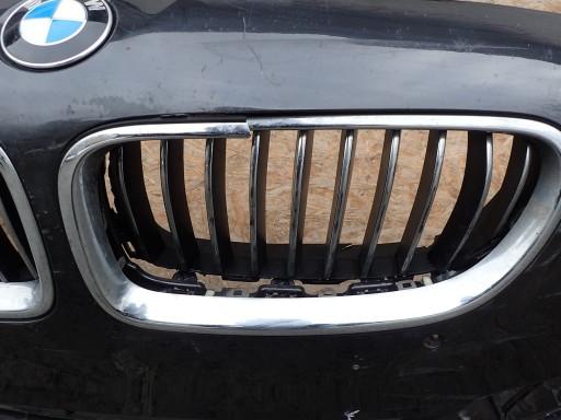 ZDERZAK PRZÓD PRZEDNI BMW 5 V F10 F11 LIFT LCI 13-