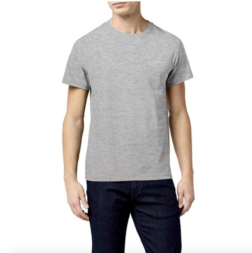 Koszulka T-shirt Fruit of The Loom HEAVY Gre XXXL