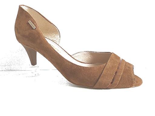 Buty damskie czółenka skóra naturalna Damiana