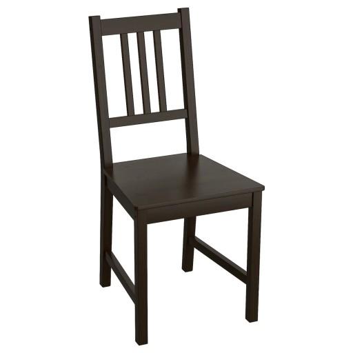 zwrot złożonego krzesła ikea