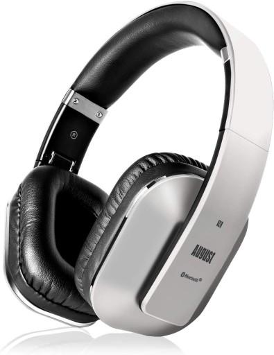 August EP650S Słuchawki Bluetooth aptX Low Latency