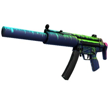 Mp5 Sd Fosfor Phosphor 3 5 Ft Cs Go Skin 12 50 Zl 7863539256 Allegro Pl
