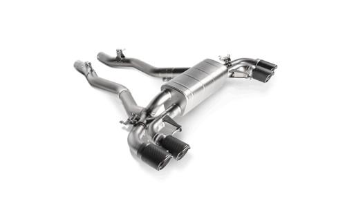 System Akrapovic Slip-On do BMW M5 Com F90 GPF/OPF