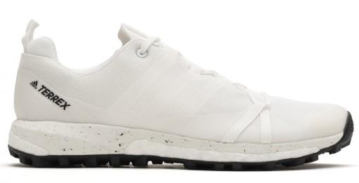 Adidas TERREX Agravic Białe Buty Trekkingowe Adidas