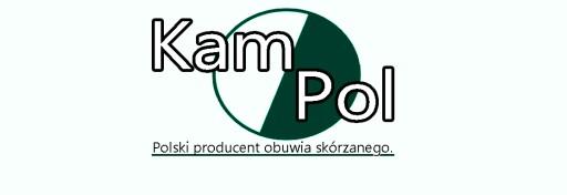 Mokasyny męskie wizytowe skóra KamPol wz343/15r39 9189347527
