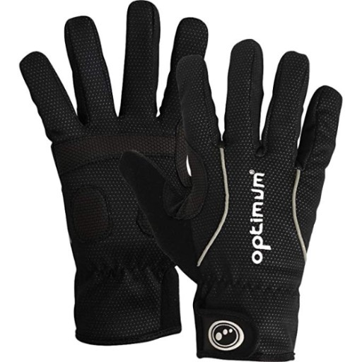 OPTIMUM zimowe rękawiczki rowerowe WIND-TEX r. S
