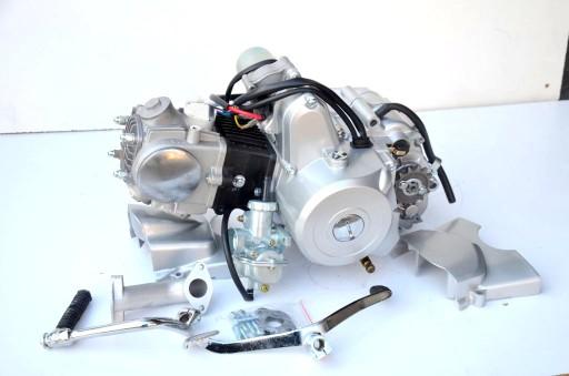 Silnik poziomy 139FMB, 70cc 4T, 4-biegowy manual,