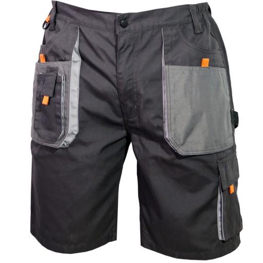 Krotkie Spodenki Spodnie Robocze Major Roz L 52 8101715245 Allegro Pl