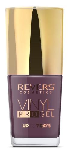 REVERS Vinyl Gel winylowy lakier paznokci TOP 2W1